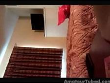 Скрытая камера в спальне