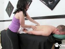 Секс массаж для лучшего клиента