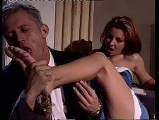 Итальянец страстно трахает любовницу