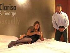 Сексуальная девушка трахается с новым любовником
