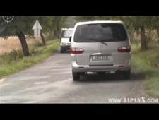 Пикаперы ебут телку в машине