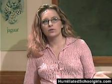Учительница лесбиянка соблазнила студентку