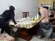 Русские свингеры ебутся дома