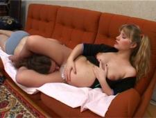 Кончил в беременную молодую жену