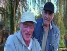 Старики трахают молодых телок