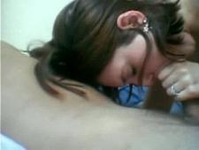 Домашнее видео мужика с его девушкой